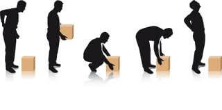 manual handling training online