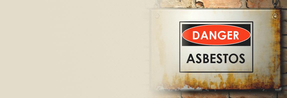 asbestos training banner