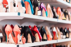 A footwear retailer has been fined after an employee was injured at a store.