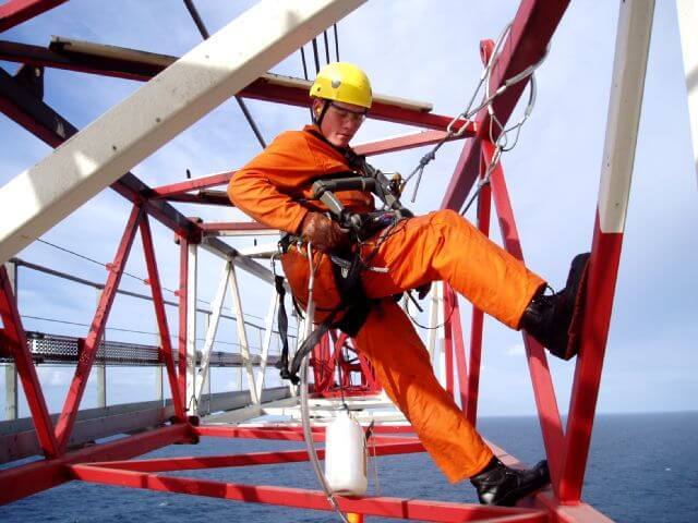 Safe Work Australia Reports On Working At Heights Safety