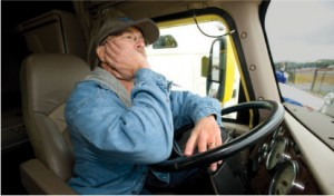 driver fatigue management