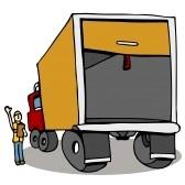 trucking company breaks act